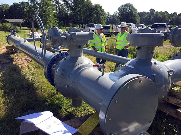 Cypress Creek natural gas extension