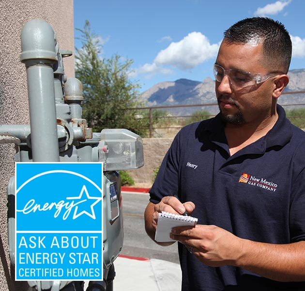 New Mexico Gas: Energy Star Partner