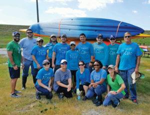 FCTC Cleanup Volunteers